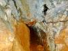 In der Höhle.