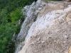 Nach der Felsrampe geht es flach in das Karnitschstüberl.