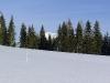 Der Schneeberg blickt neugierig herüber.