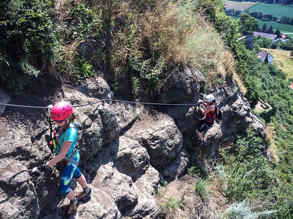 Klettersteig C : Katrin klettersteig b c u wandern mit allen sinnen