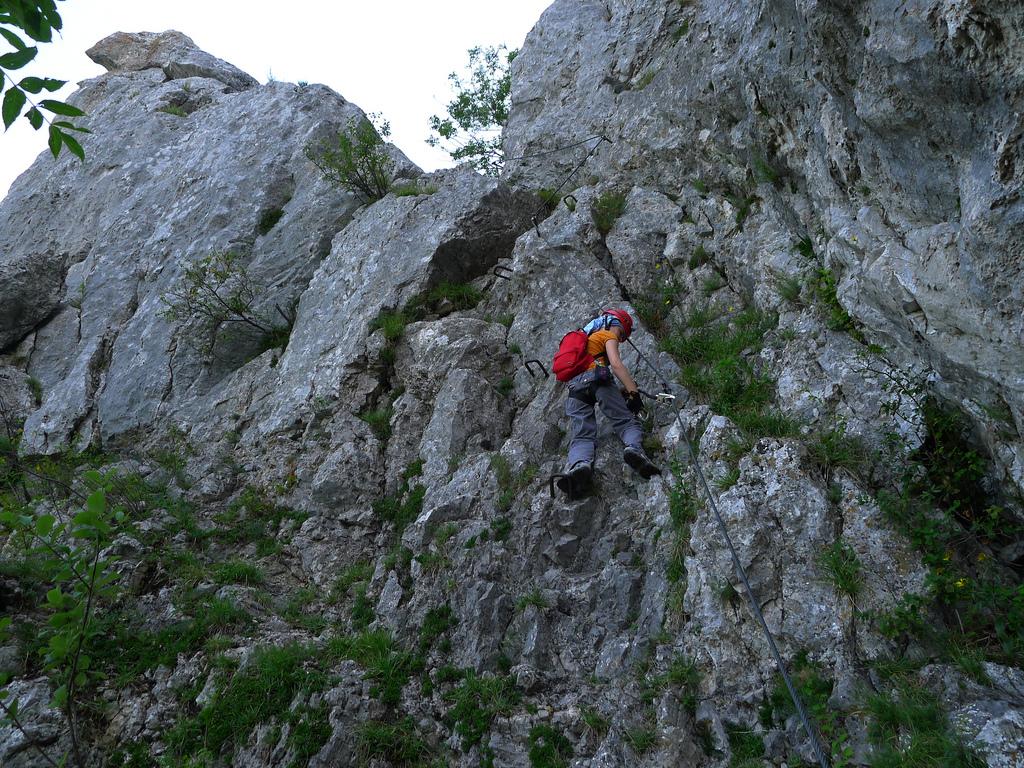 Klettersteigset Kind : Mit kindern am klettersteig risikomanagement und