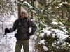 Bei dieser Tour gesehen: den ersten Schnee 2011 ;-)