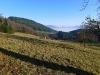 Herbst und Nebel im Tal.