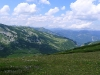 Ausblick gen Nordwest vom Predigtstuhl