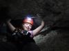 Neben dem Steig wollen viele kleine Höhlen erkundet werden.
