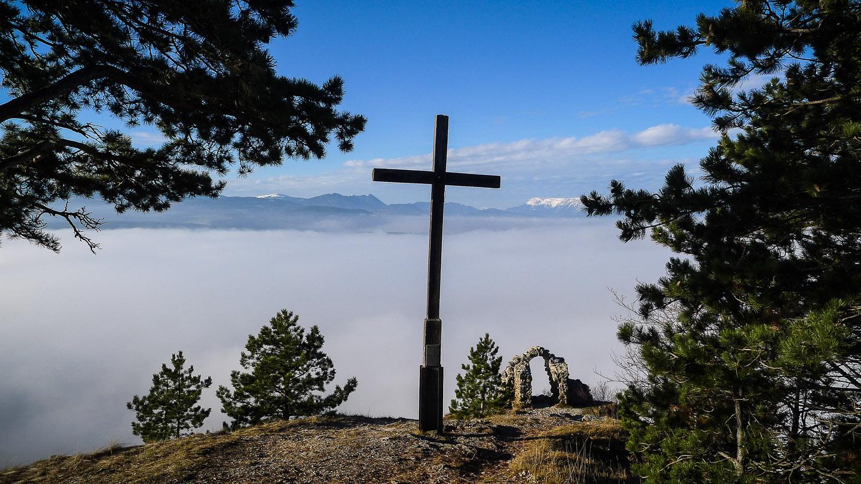 Klettersteig Türkensturz : NÖ bez nk alpinunfall u Übung am türkensturz