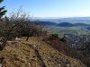 Wunderbares Panorama inkl. Scheingipfel.
