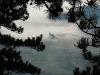 Im Tal: Nebel