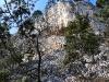 Kletterer nahe des Wagnersteigs.