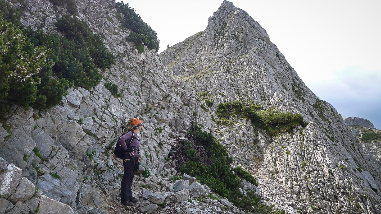 Klettersteig Rax : Klettersteig Über den reißtalersteig auf die rax bergwelten